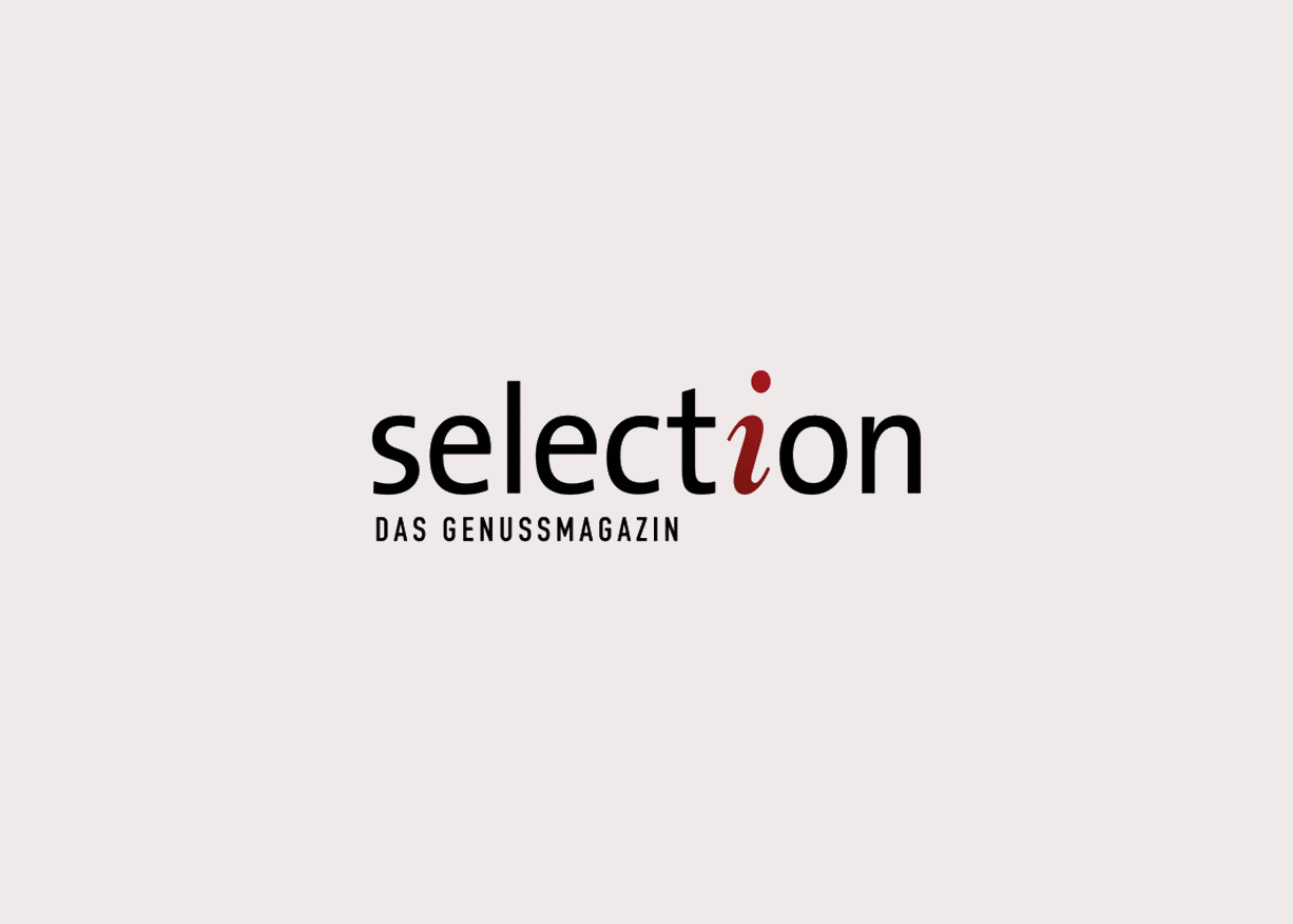 Selection <br> Das Genussmagazin 2019