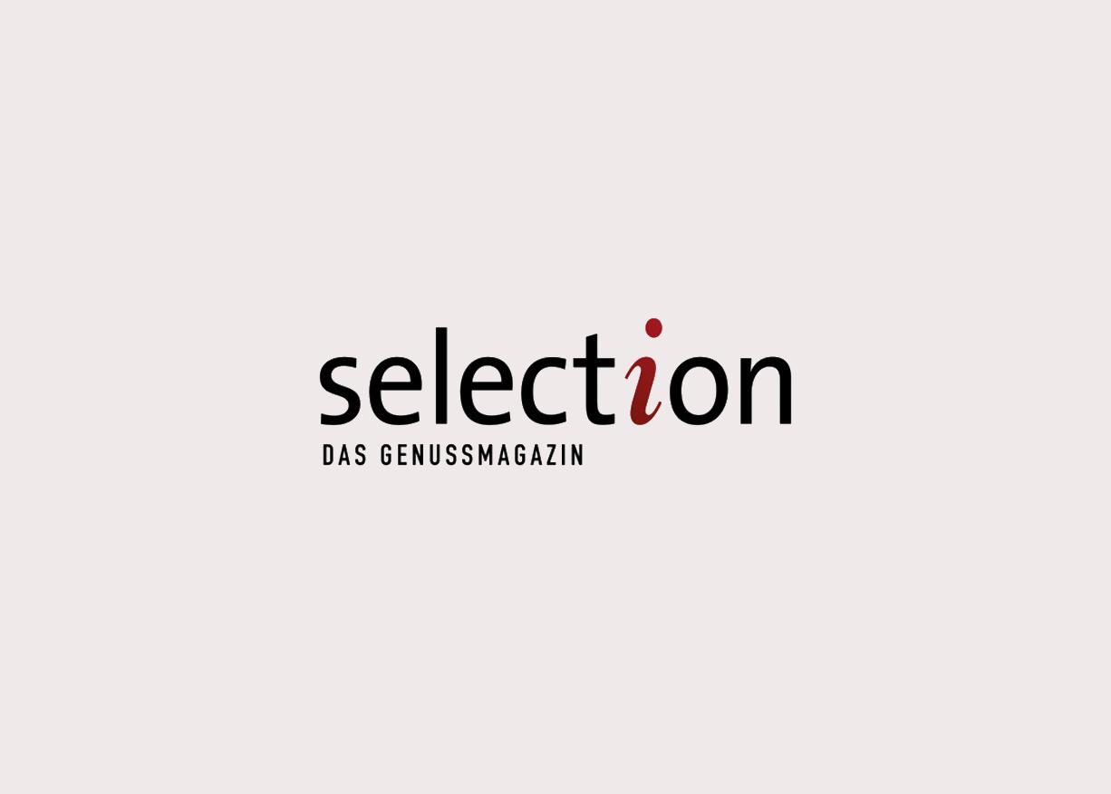 Selection <br> Das Genussmagazin 2019