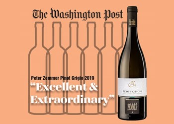 The Washington Post <br> über Peter Zemmer